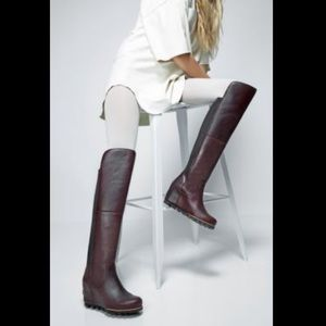 SOREL Fiona - Waterproof Over the knee boots - 7